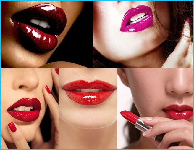Matching Lipstick to Skin Tone There are many different colors in lipstick and many women keep their favorites colors in their purses and it is very tricky