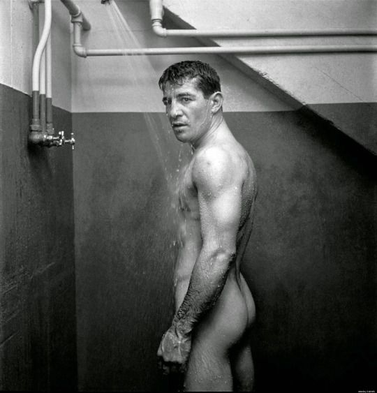 Rocky Graziano, Photo by Stanley Kubrick