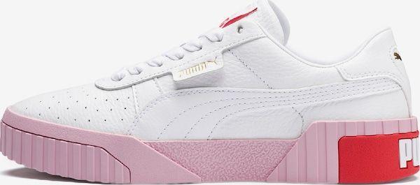 PUMA Sneaker 'Cali Wn's' in rosa | ABOUT YOU | Turnschuhe