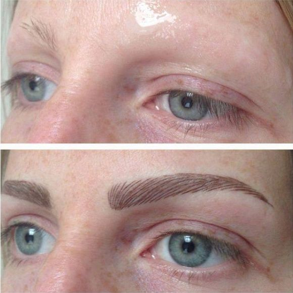 how to draw eyebrow for beginner