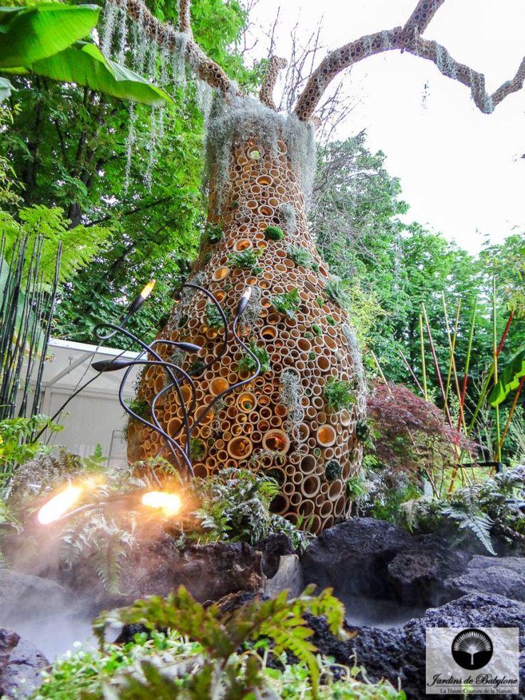 baobab en bambou