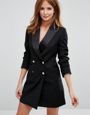 Best 25+ Tuxedo dress ideas on Pinterest | vestido de ...