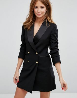 Millie Mackintosh Cecille Tuxedo Dress