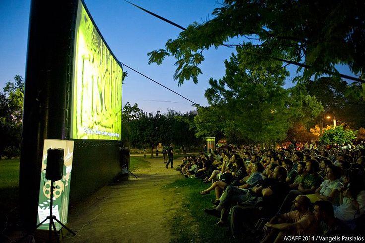 """Fischer beer στο Φεστιβαλ Θερινού Κινηματογράφου της Αθήνας! Προβολή """"Ας περιμένουν οι γυναίκες"""", Ακαδημία Πλάτωνος."""