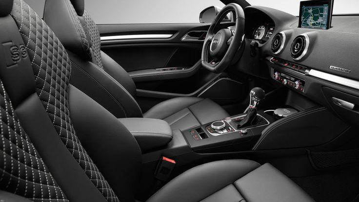 2015 Audi S3 Cabriolet seat design 2015 Audi S3 Cabriolet Include TurboCharger 2.0 TFSI