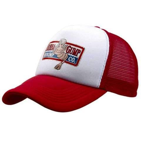 2caf2afbf9d JTVOVO Forrest Gump Baseball Cap with Mesh High Quality Snapback Hat Cap  Unisex Adjustable Dad Hat Women Men Basebal Hats