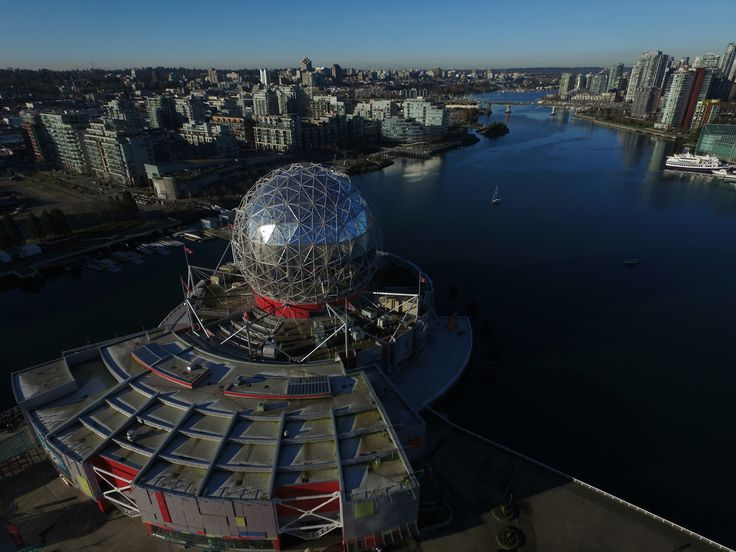 Science world #vancouver http://chicvoyageproductions.com/aerialphototips/