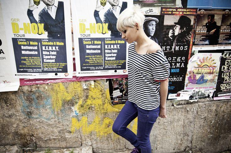 Haircut by Silvia, photo by Mário Príncipe