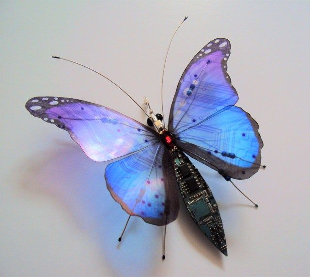 insectos piezas electronicas Julie Alice Chappell 6