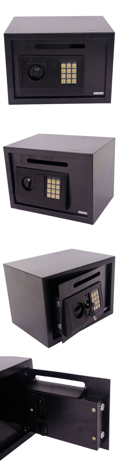 Other Home Security 20589: New Design Safe Boxs Digital Depository Cash Slot Drop Off Retail Security Vault -> BUY IT NOW ONLY: $38.99 on eBay!