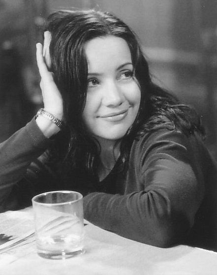 Janeane Garofalo, probably my favorite comedian.