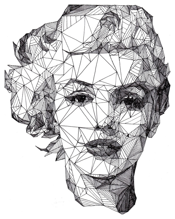 #graphisme #Marylin