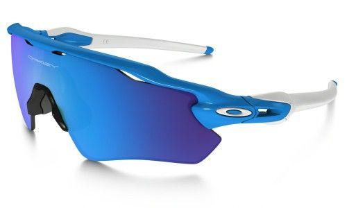 Oakley Radar Ev Path Sapphire Iridium - Sky - Solbriller og sportsbriller…