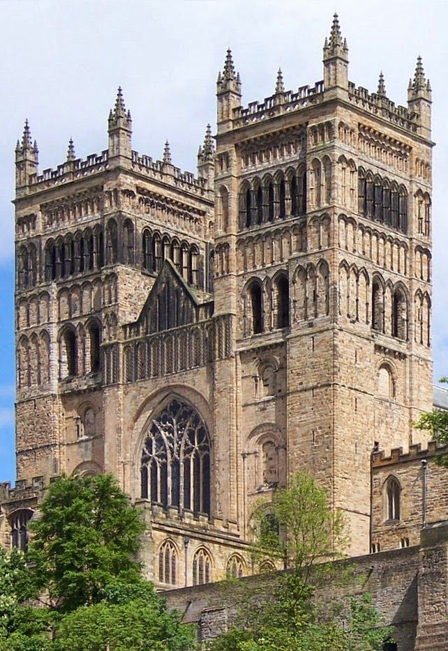 The Cathedral Church of Christ, Blessed Mary the Virgin and St Cuthbert ~ is a Cathedral in the city of Durham, England
