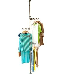 Indoor Clothes Drying Rack Image