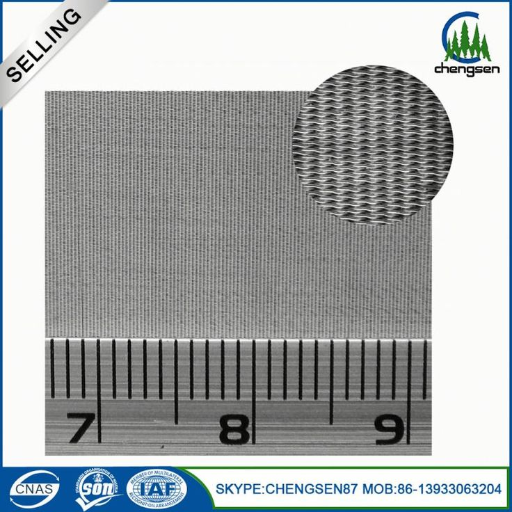 flexible stainless steel crimped cable wire mesh screen