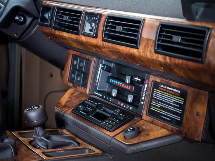 1994 Range Rover 3.9 V8 2-Door = Zenith Adventuremobile   Airows