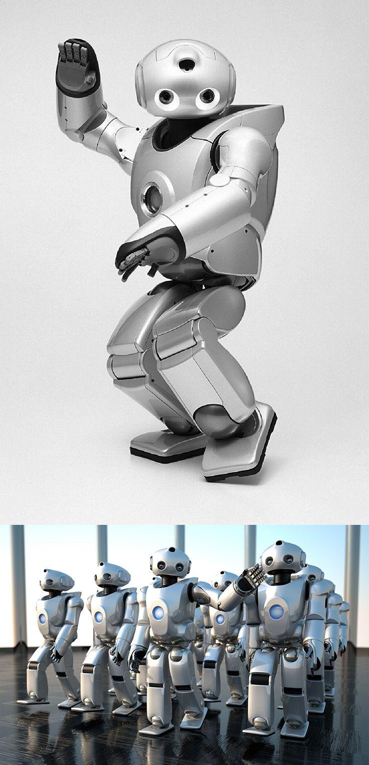 The 83 best Robot images on Pinterest | Robot, Robots and Robotics