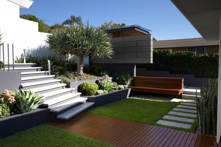 Designing garden Stairs