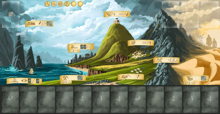The Ancient World | Image | BoardGameGeek