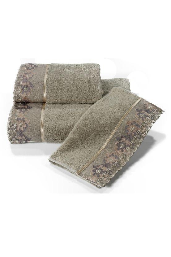 Skvost vo Vašej kúpeľni, to sú uteráky LALEZAR, ktoré sú charakteristické výraznou výšivkou