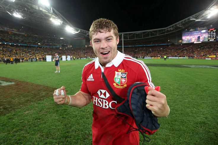 Leigh Halfpenny. To call him Mr consistent almost suggests he is your average rugby player. The Welsh full-back is anything but. This was rugby delivered from the gods - deadly with the boot and dangerous in attack, Halfpenny now has the world at his feet - British Lions: The stats that tell the story of the 2013 Lions tour of Australia #BritishandIrishLions #rugby