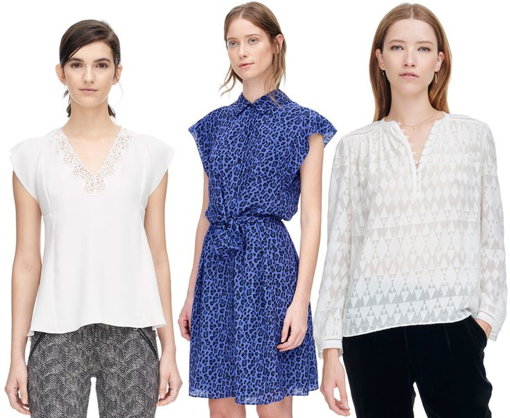 Right now is the best time to shop the end-of-season sales! Here are our favorites from the Rebecca Taylor Sale