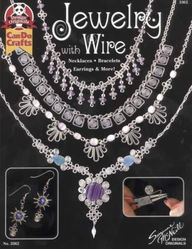 20 best Jewelry Books images on Pinterest Jewelry ideas Wire wrap