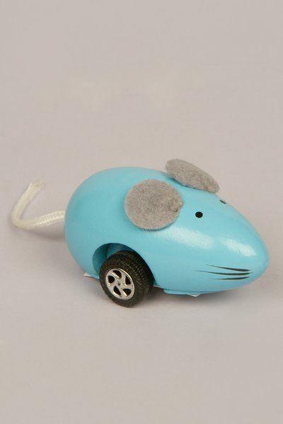 Vilac mouse car $5