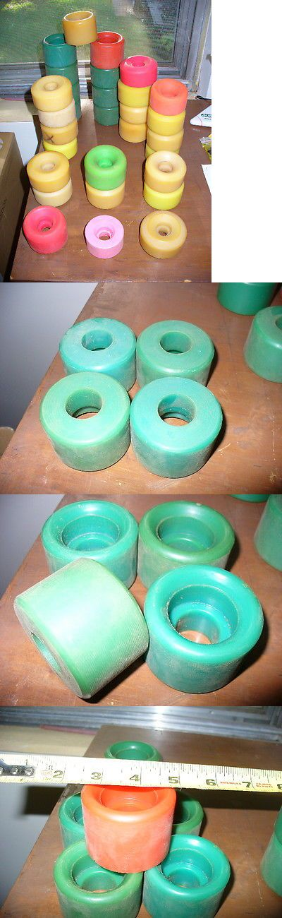 Wheels 23830: Lot Of 30 Vintage Skateboard Wheels 70 S 80 S Some Are Nos Many Colors -> BUY IT NOW ONLY: $35 on eBay!