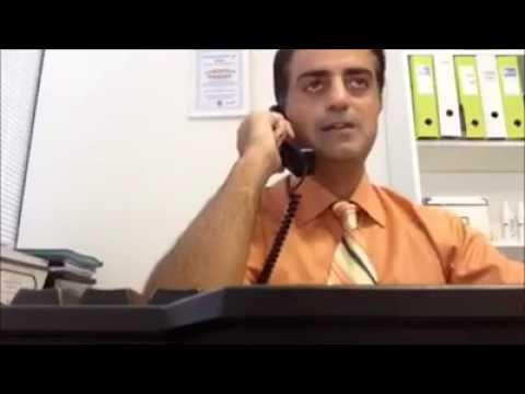مصاحبه تلفنی درخصوص انگل دمودکس