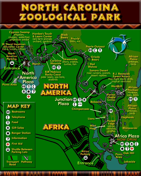 Best Zoos Around The World Images On Pinterest Zoos The Zoo - Georgia zoo map