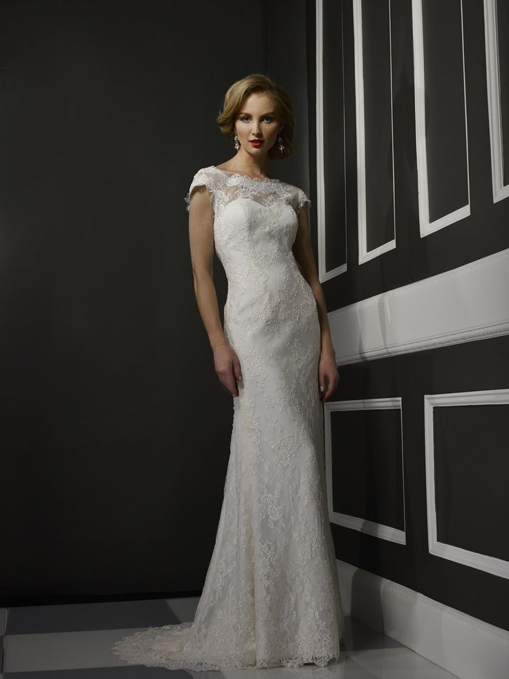 Feminine wedding dress nashville genys bridal affordable for Wedding dresses in nashville