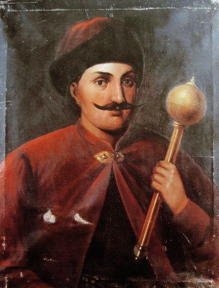 Iwan Wyhowski (mal. przed1664) - hetman kozacki, wojewoda kijowski