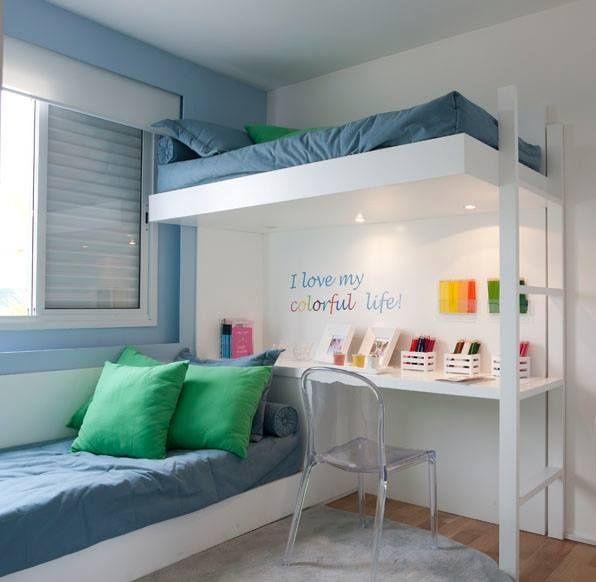 Organize sem Frescuras | Rafaela Oliveira » Arquivos » Como decorar um quarto de menina e menino juntos