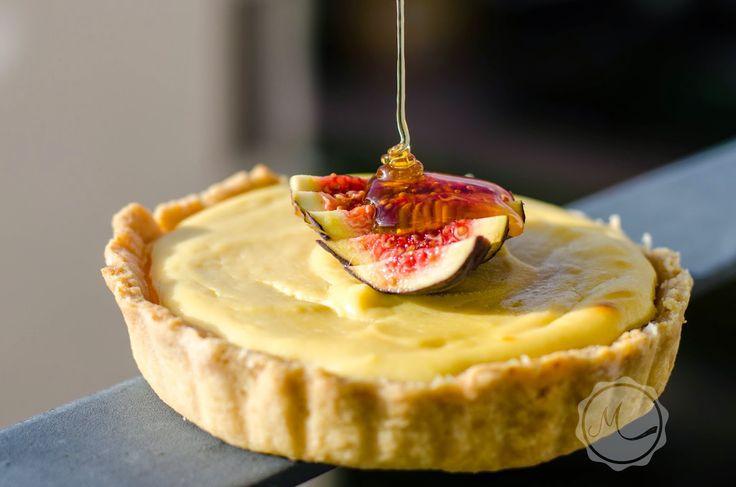 Ricotta Fig Honey Cakes ~ Mangiare squisito ~ Foodblog