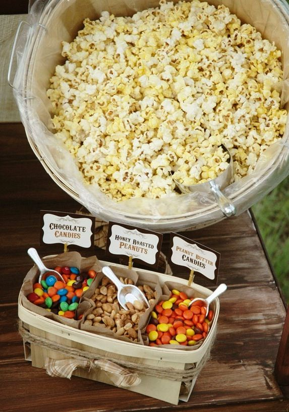 How to host an outdoor movie night in 5 easy steps.