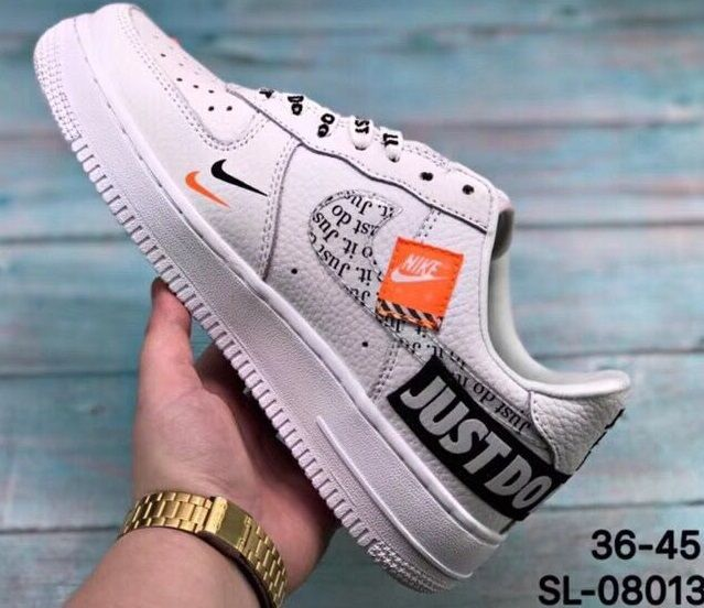 Nike Air Force 1 Low Just Do It 18SG in 2019 | Nike air
