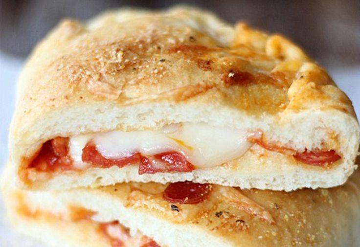 Hot Pocket #freezermeals #frozenfood http://greatist.com/eat/healthy-freezer-meals