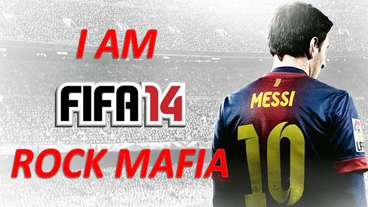 FIFA 14 Soundtrack - I AM - Rock Mafia ft.Wyclef Jean & David Correy - @...