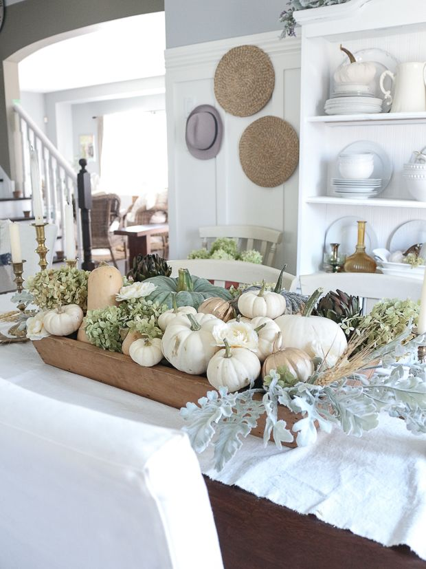 Building a Dream House  Decorating with Non Traditional Fall Colors. 17 Best images about Fall Decorating Ideas on Pinterest   Mantels