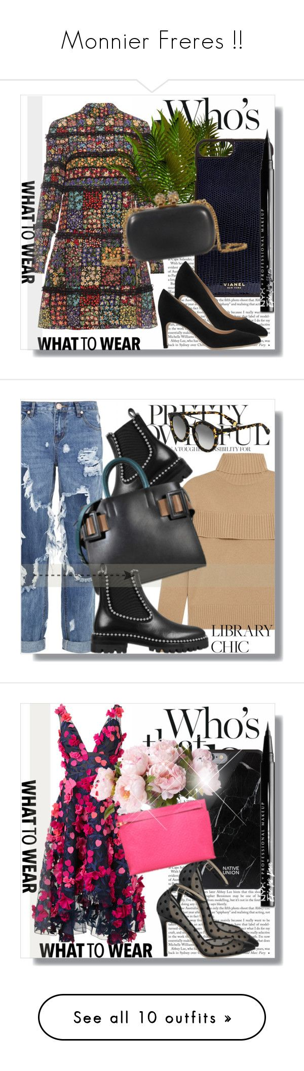 """""""Monnier Freres !!"""" by dianagrigoryan ❤ liked on Polyvore featuring Valentino, Vianel, Sergio Rossi, NYX, Chloé, OneTeaspoon, Alexander Wang, Marni, STELLA McCARTNEY and finals"""