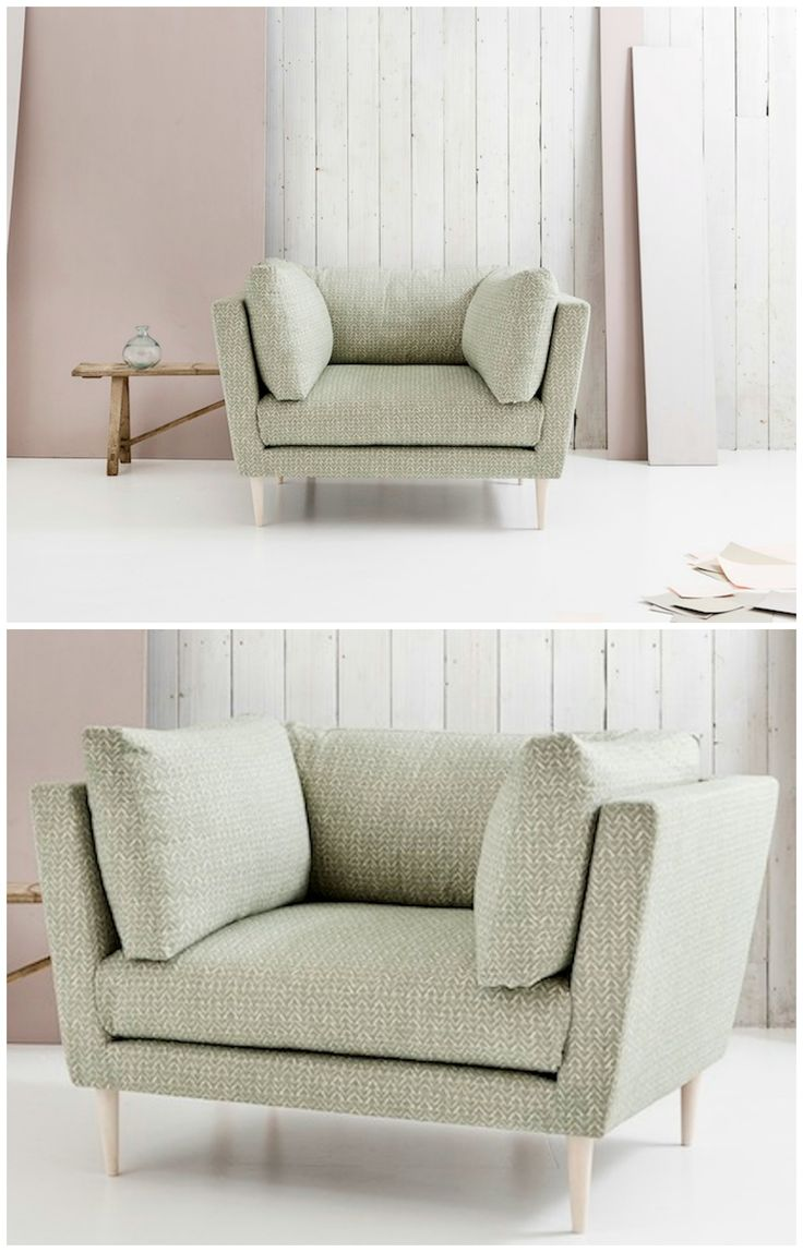 Our New Angelina Armchair is now available for order. Pair it up with the Angelina sofa and have the squishy, contemporary living space everyone coverts.