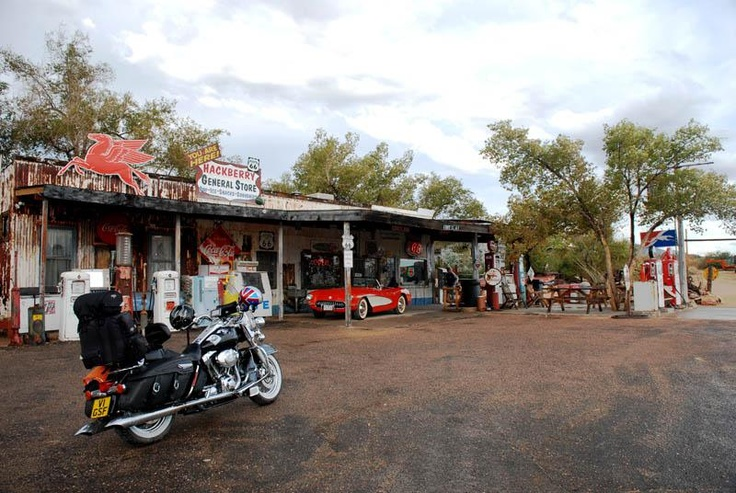 21 000 miles across USA on a Harley   Trips-collector.com