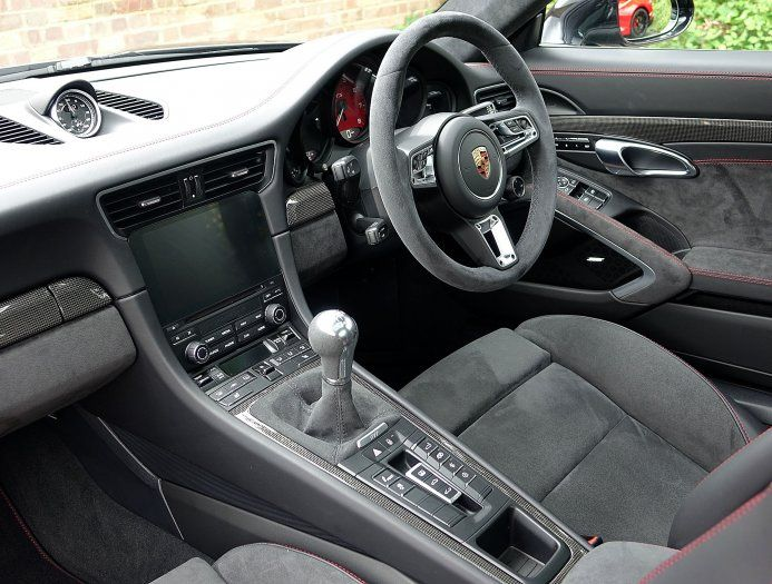 2017 (17) Porsche 911 (991) Carrera GTS for sale   Jet Black