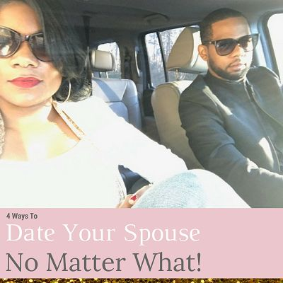 Date nights are essential for maintaining a healthy marriage! Fab Wives shares 4 ways to date your spouse no matter how busy you are.