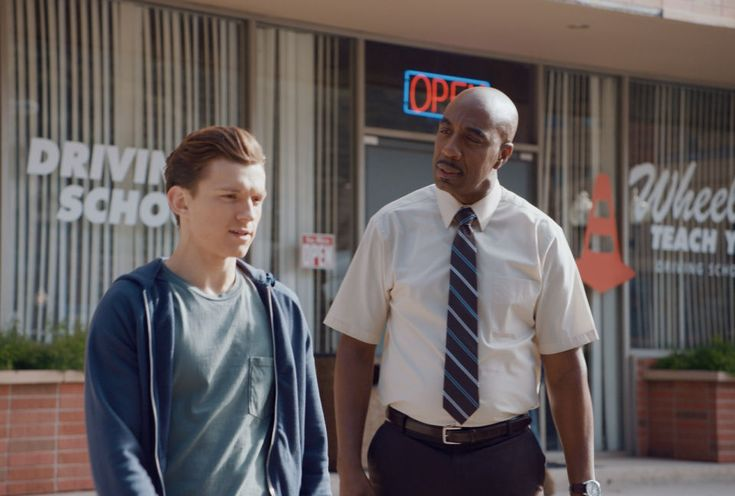 A GREAT NEW AUDI SPOT FEATURES PETER PARKER TAKING HIS DRIVER'S TEST WITH JB SMOOVE https://thedropnyc.com/2017/06/27/a-great-new-audi-spot-features-peter-parker-taking-his-drivers-test-with-jb-smoove/?utm_content=buffere3fc1&utm_medium=social&utm_source=pinterest.com&utm_campaign=buffer