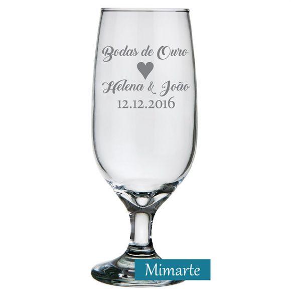 Taça para Cerveja   Água personalizada