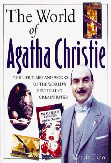 The World of Agatha Christie: The Facts and Fiction of the World's Greatest Crime Writer by Martin Fido - My favorite Author :: iPhone App
