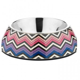 Gummi Pets Small Feeding Bowl Brights - Pink Will need this for Satine!